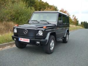 """Mercedes-Benz """"G-Klasse"""""""